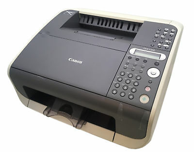 100% Working Fax Copier Canon Fax-L100