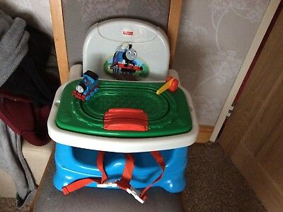 Thomas The Tank Engine Booster Seat And Tray