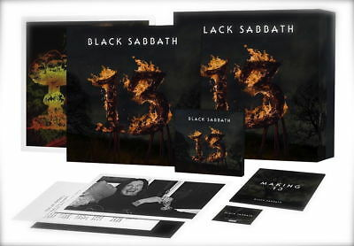 VERTIGO BOX Set 2-CDs, DVD, 2-LPs: Black Sabbath - 13 - Limited Edition 2013 EU