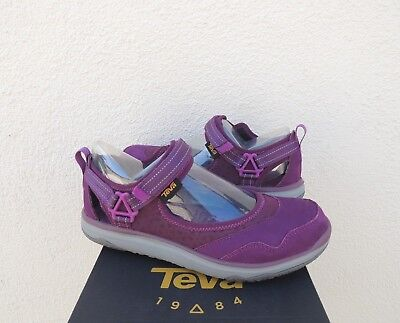 9d75671a6022 TEVA TERRA FLOAT Travel Mary Jane s Dark Purple women s shoes size ...