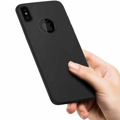 Ultra TPU Thin PC Case Cover Protector Matte Durable For iPhone