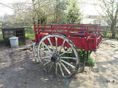 Old French Cart