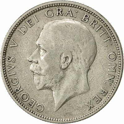 [#473046] Coin, Great Britain, George V, Florin, Two Shillings, 1935, EF(40-45)