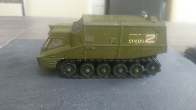 Dinky toys SHADO 2 from Gerry Anderson's TV series UFO, VNM original condition.