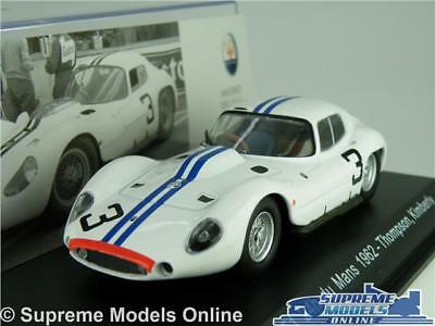 Maserati Tipo 151 Model Car 1:43 Scale Ixo Le Mans 1962 Thompson Kimberly K8