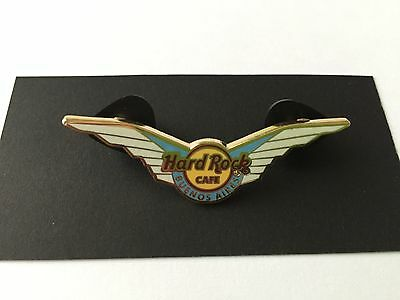 Hard Rock Cafe BUENOS AIRES Pin Airport Shop Wing No Icon Bottle Opener Magnet S
