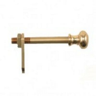 "Brass Latch 1/2"" Dia. (12.4 Mm) Suitable For Clock Case"