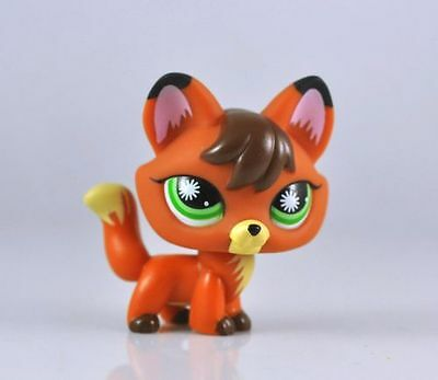 Littlest Pet Fox Dog Collection Child Girl Boy Figure Toy Loose LPS04