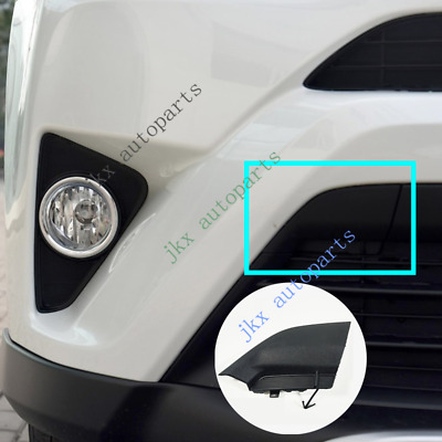 For Toyota RAV4 2016-2018 Right Front Bumper Traction Cover Trailer Hole Tow Lid