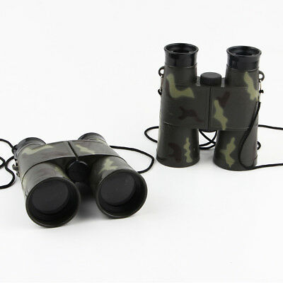 CO_ Camouflage Kids Binoculars For Outdoor Bird Watching Learning Star Gazing Ho