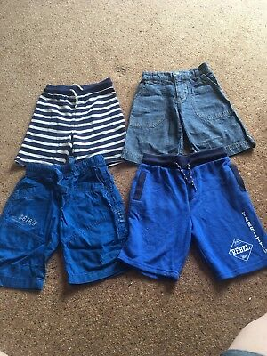Boys Shorts Age 4-5 Years