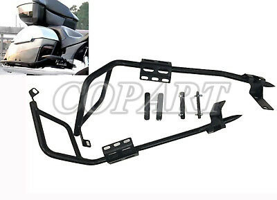 Motorcycle Hardbag Saddlebag Bottom Rails Guards for Victory Cross Country Roads