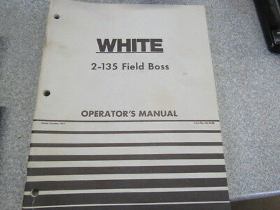 massey ferguson 135 operators manual