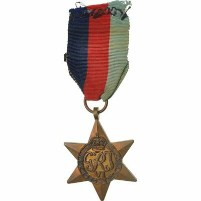 [#552988] United Kingdom , War, The 1939-1945 Star, Commonwealth, Medal, Very