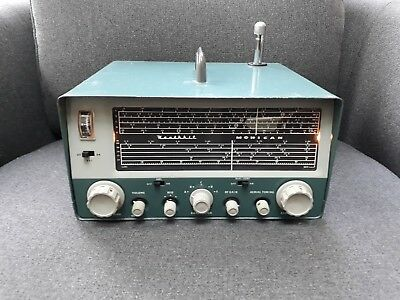 Vintage Heathkit Gc-1U Mohican General Coverage / Multi-Band Receiver