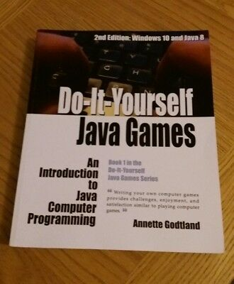 Introduction to java programming and data structures comprehensive do it yourself java games an introduction to java computer programming by anne solutioingenieria Image collections