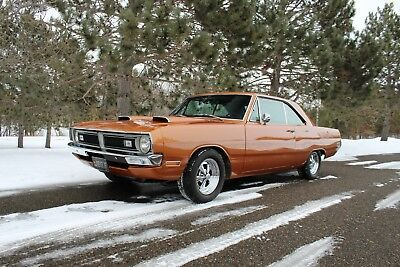 1970 Dodge Dart GT EXTREMELY RARE 1970 DODGE DART CUSTOM W/ GT PACKAGE