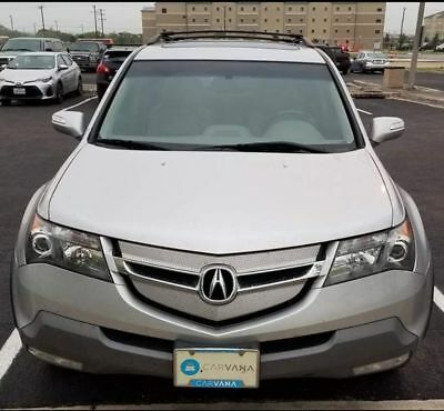 2008 Acura MDX  2008 Acura MDX Technology Package