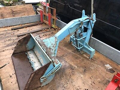 Rear Loader For Tractor