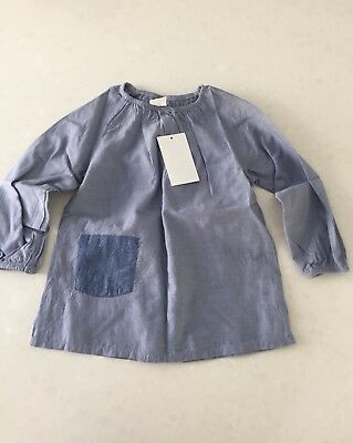 H&M Long Sleeve 12-18month Top BNWT