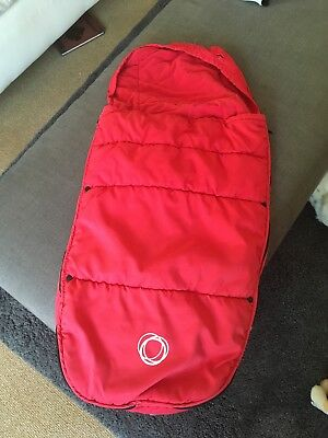 Bugaboo Bee 07/09 Large Cocoon Red