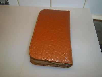 Collectables Art Deco leather travelling set