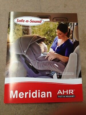 CAR SEAT - Safe N Sound Meridian Ahr