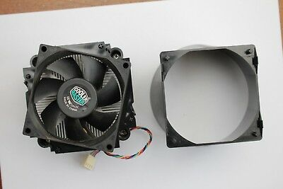 COOLER MASTER CPU Cooler (Fan and Heatsink) for Intel LGA 775 Socket with  Cone