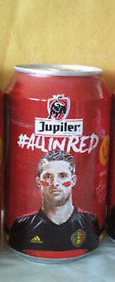 JUPILER■All in red■■■■■■■■■■■■■■KEVIN MIRALLAS■■■RED DEVILS■RODE DUIVELS■BELGIUM