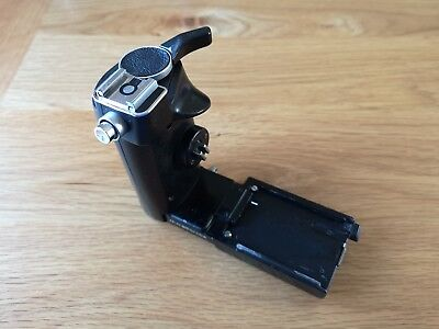 Bronica ETRS Speed Winder Used. Working
