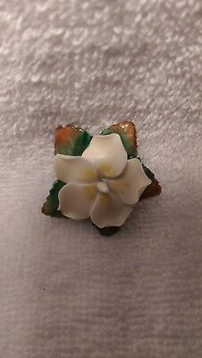 ARTONE Bone China Floral Flower vintage Brooch Pin Made in England