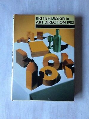 D&AD Annual 1982. The 'best of the best' of design and advertising. Rare/Vintage