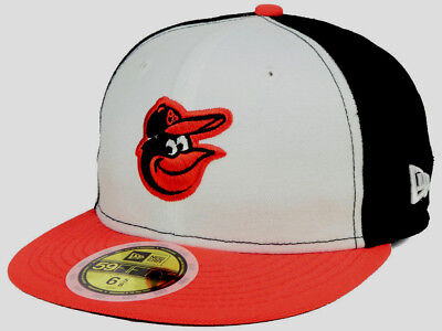 super popular 5410c c0fff Baltimore Orioles Mlb Youth On Field New Era 59Fifty Fitted Team Colors Hat  Nwt