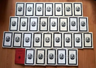 Collection of 30 'The Penguin Shakespeare' Edited by G.B.Harrison