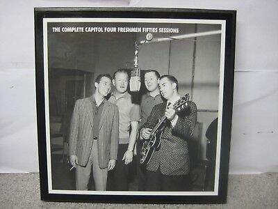 Four Freshmem Complete Capitol 50's Sessions 9 x CD Mosaic Box