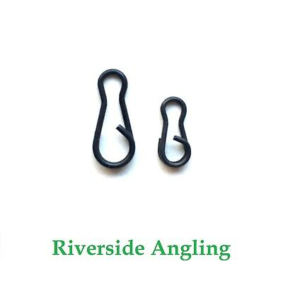 Multi Clips Carp Fishing Tackle Quick Change Clips Rigs Swivels Leads Links Etc