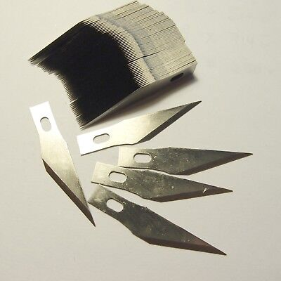 Surgical Blade #11 for Handles with Pinch / Chuck Grip - Knife Blades UK Seller