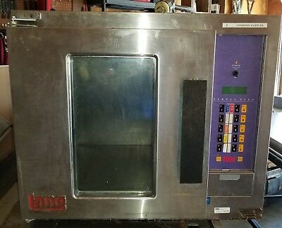 Lang Model EHS-PP Commercial Convection Oven