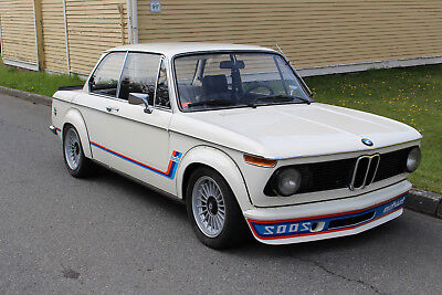 1974 BMW 2002  1974 BMW 2002 Turbo
