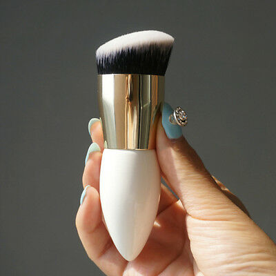 1pc Chubby Bronzer Brush Hair Makeup Brushes Foundation Blush Brush Face Hot