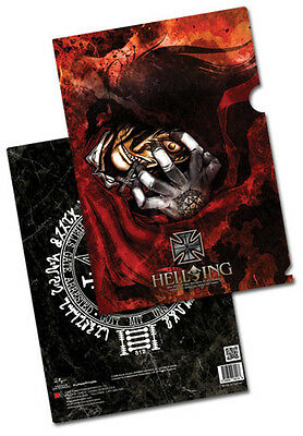 *NEW* Hellsing Ultimate: Alucard File Folder (Pack of 5) by GE Animation