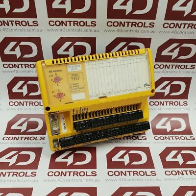 Pilz PSS SB DI8OZ4 8x Digital Inputs, 8x Digital Outputs - Used