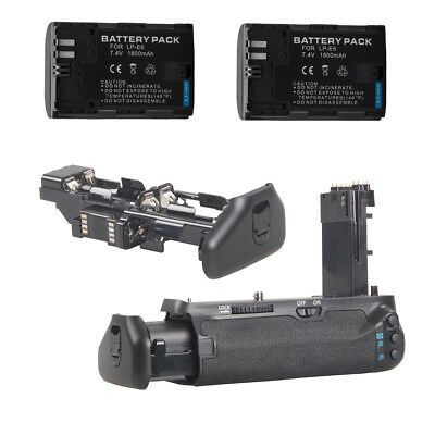 Neewer Vertical Battery Grip Replacement for BG-E16 for Canon EOS 7D Mark II
