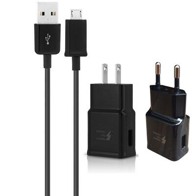 Genuine FAST Charger Plus & Cable For Samsung Galaxy S8/ S9/S9+ Plus/ Note 8/ A5
