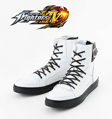 King of Fighters XIV Destiny SNK Japan Official Limited Kusanagi Kyo Shoes Boots