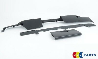Bmw Genuine E46 M Package Rear Bumper Diffuser Panel Fits With Detachable Towing