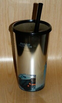 SILVER Ryan Gosling Blade Runner 2049 Event Cinemas Promotional 44oz Cup NEW