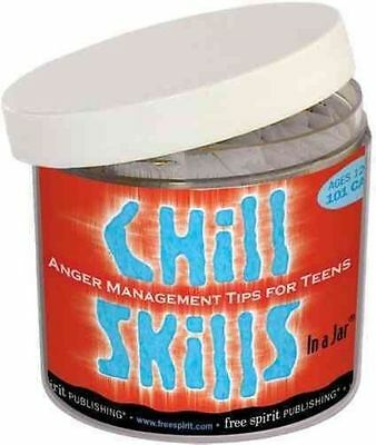 Chill Skills by Free Spirit Publishing (Cards, 2010)