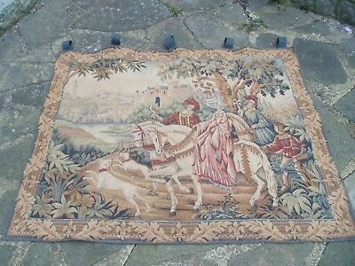 Decorative Tapestry Wall Hanging   The Royal Hunt