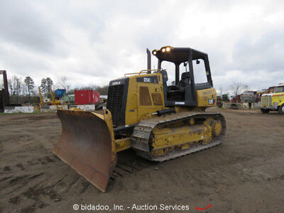 2015 Caterpillar D5K2 XL Crawler Dozer Tractor 6 Way Blade Heater
